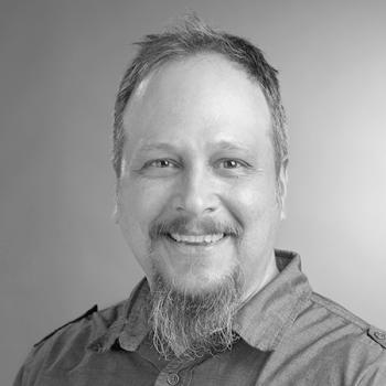 Bill Klingensmith MYDARNDEST Studio in Rochester, New York: Portrait of Bill Klingensmith 2015