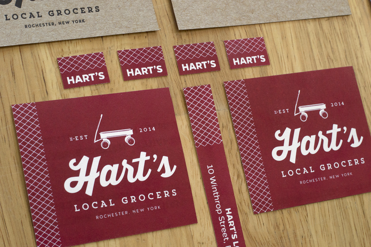 Hart\'s Local Grocers – Business Papers