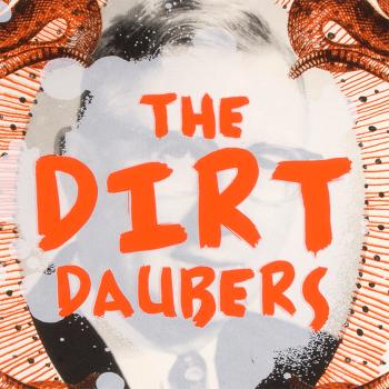Bill Klingensmith MYDARNDEST Studio in Rochester, New York: Dirt Daubers