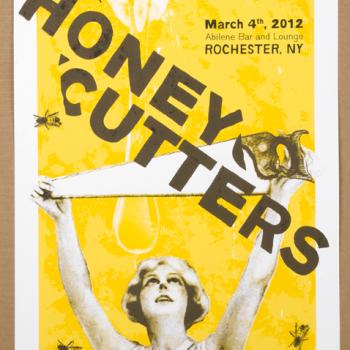 Bill Klingensmith MYDARNDEST Studio in Rochester, New York: The Honeycutters Love that Amanda Anne Platt
