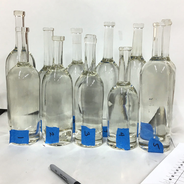 Hold Fast - Message in a bottle art collaboration PROCESS
