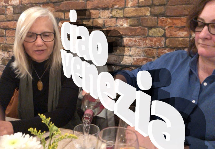 Ciao Venezia - Augmented Reality Typography Experiment in Venice